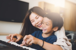 How Music Benefits your Child
